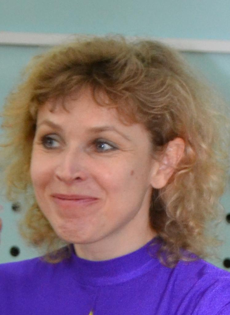 Стпанова Наталья